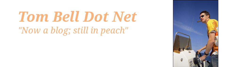 Tom Bell Dot Net